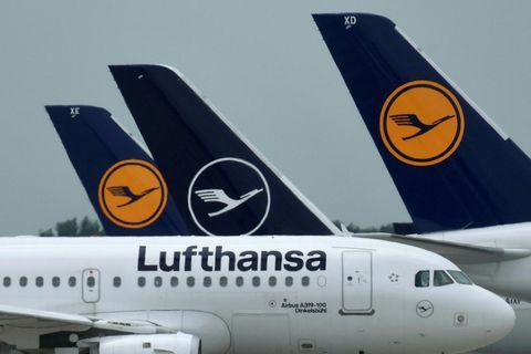 Lufthansa hefur komið illa út úr kórónuveirufaraldrinum.