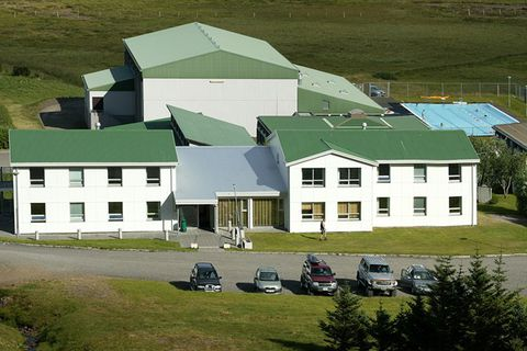Hotel Edda Laugar in Saelingsdalur