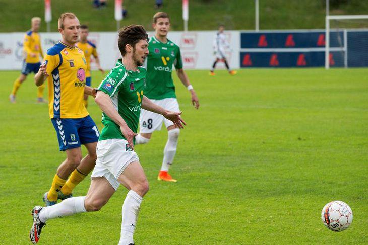 Martin Lund fór í Breiðablik frá Fjölni en Arnór Sveinn Aðalsteinsson fór frá Breiðabliki til ...
