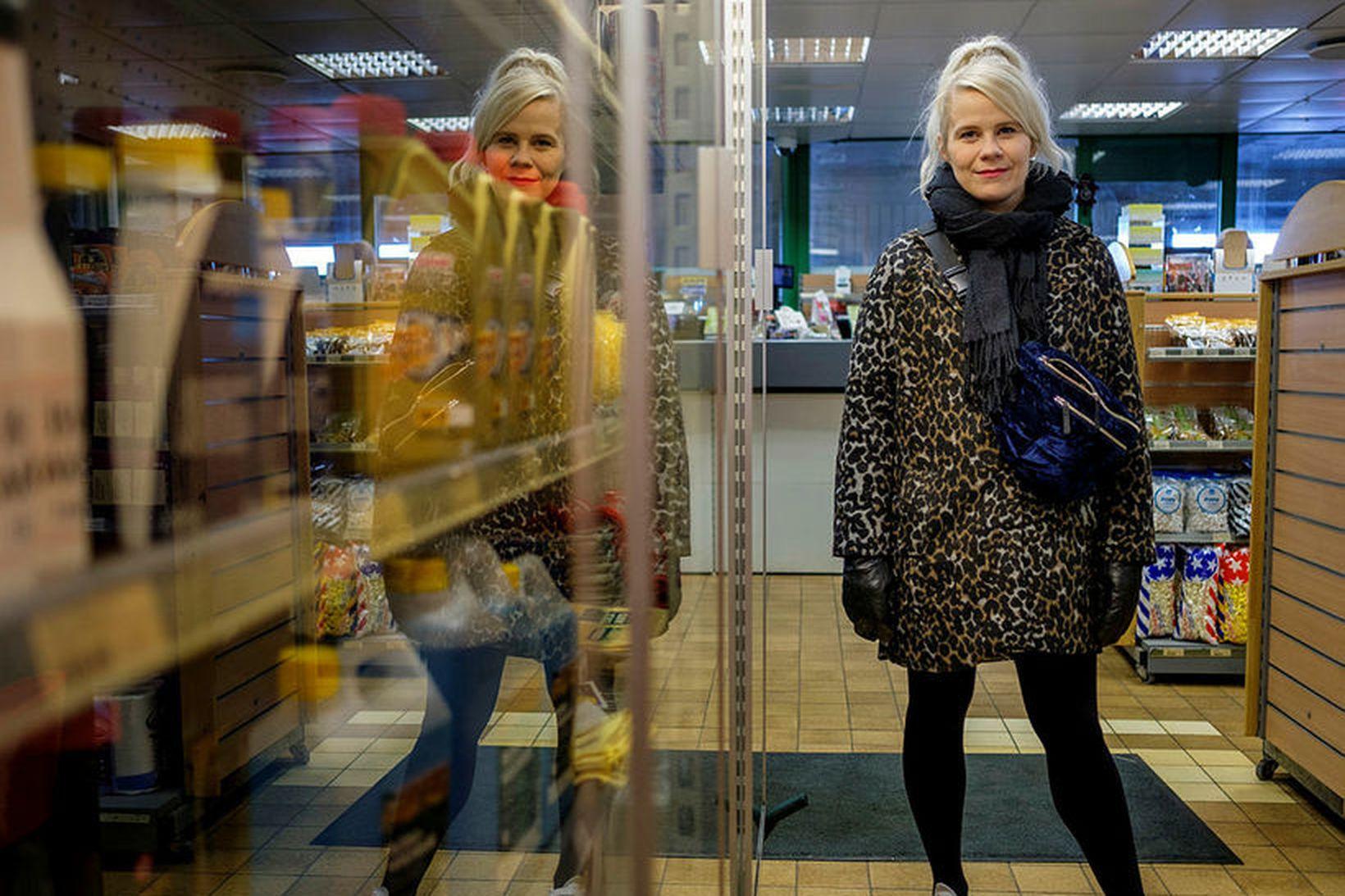 Kamilla Einarsdóttir segir að rómantíkin sé stórlega ofmetin.