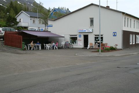 Neskaupstaður Information Center