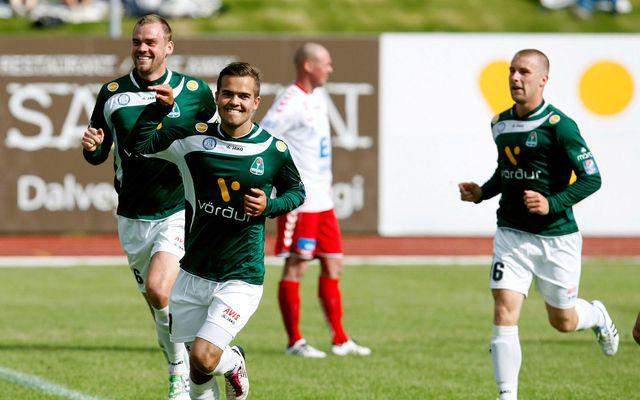 Kristinn Steindórsson er kominn aftur til Breiðabliks eftir níu ára fjarveru en hann gerði 34 …