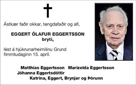 Eggert Ólafur Eggertsson