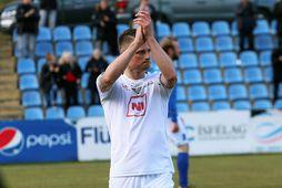Gunnar Heiðar Þorvaldsson kveður Eyjamenn árið 2018.