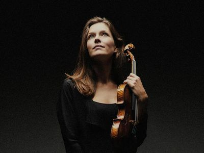 Janine Plays Sibelius - Iceland Symphony