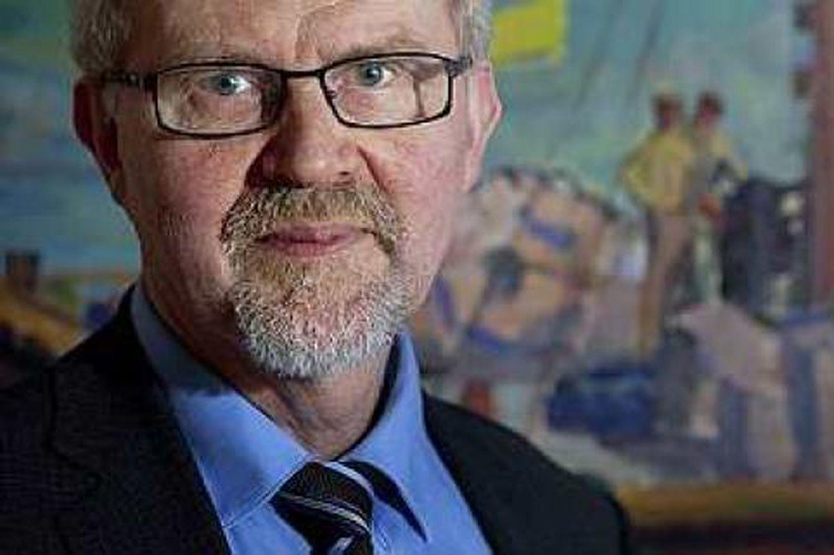 Jón Bjarnason, landbúnaðar- og sjávarútvegsráðherra.