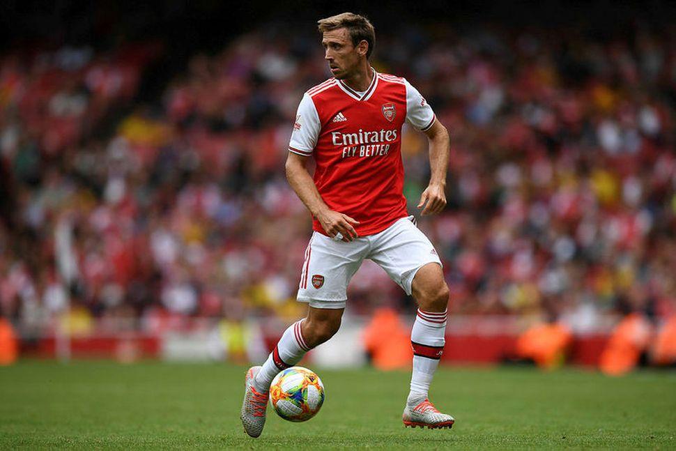 Nacho Monreal hefur væntanlega leikið sinn siðasta leik með Arsenal.