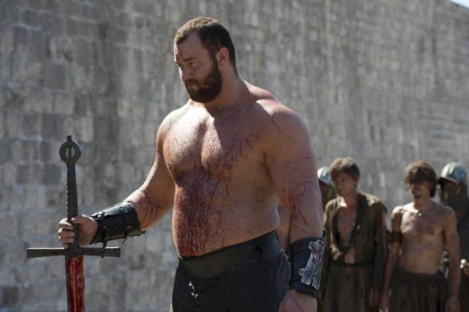 Game of Thrones var meðal annars tekið upp í Dubrovnik.