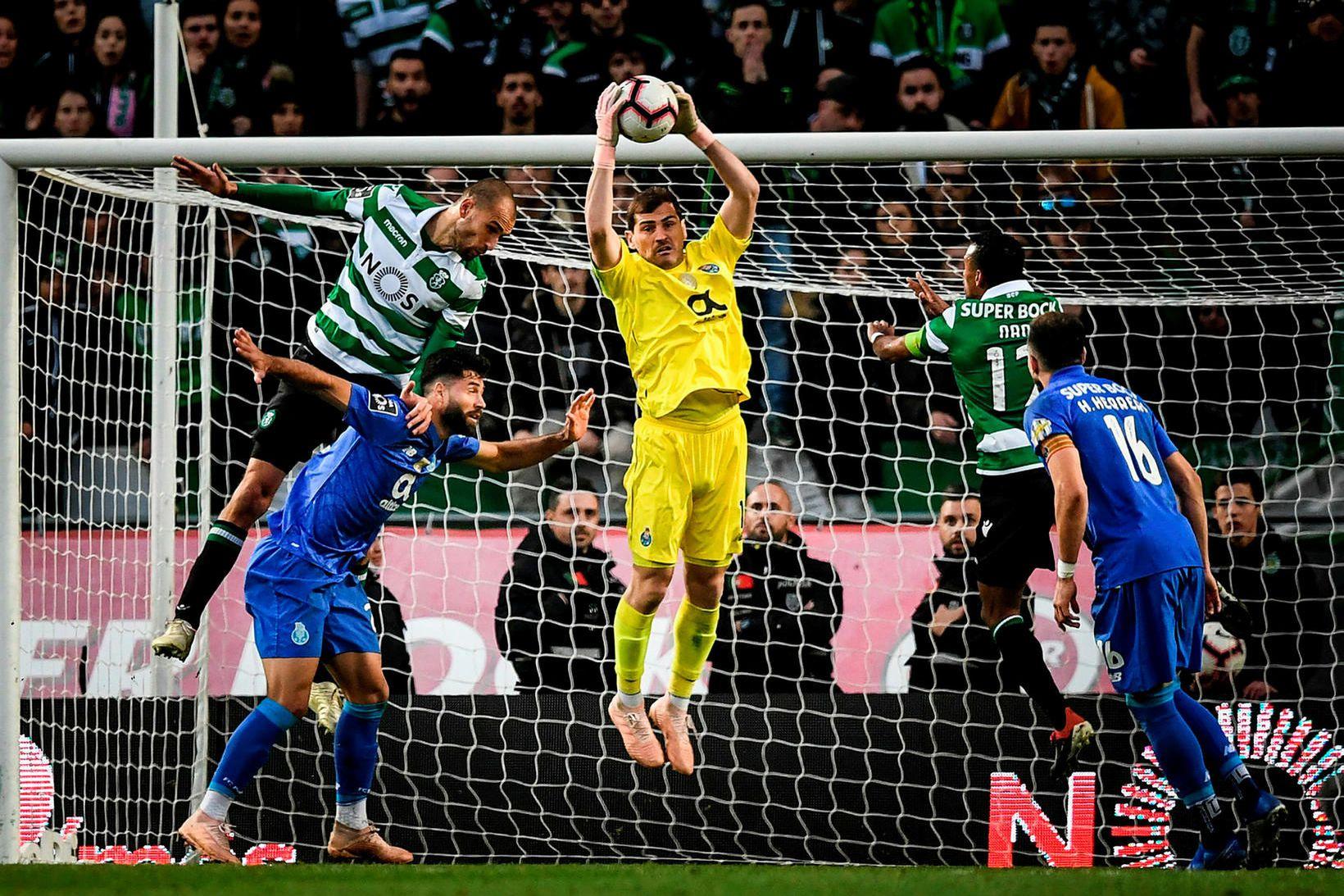 Iker Casillas hefur leikið sinn síðasta leik.