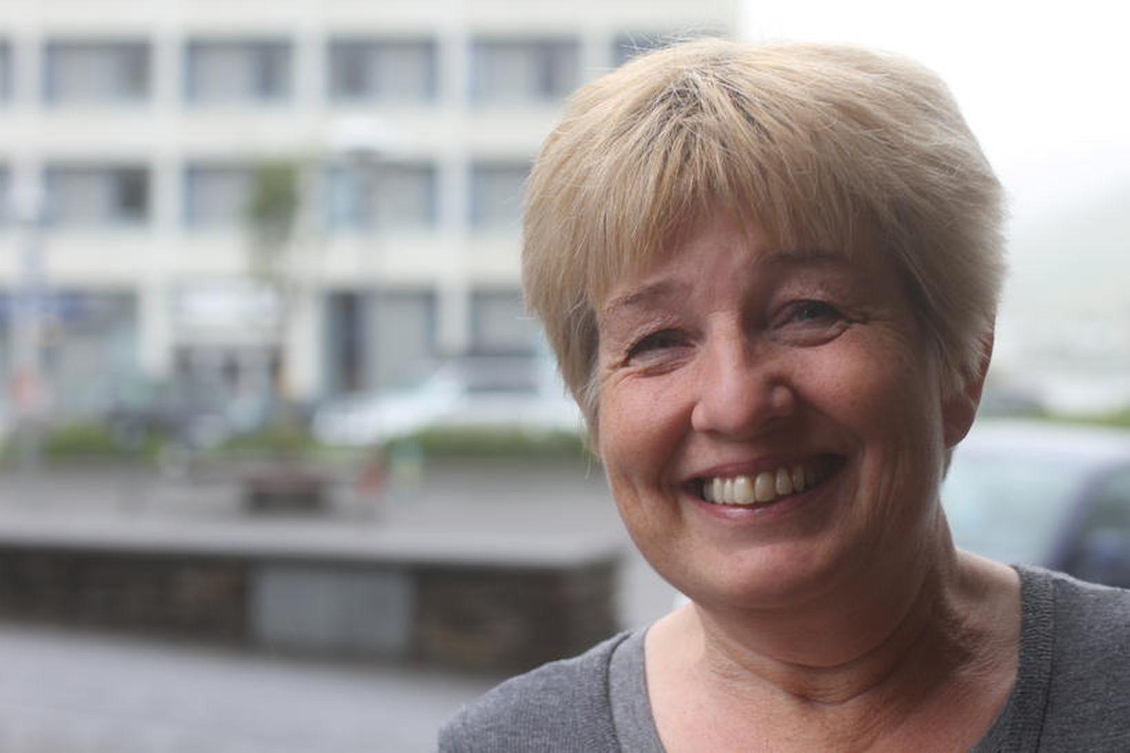Bryndís Sigurðardóttir.