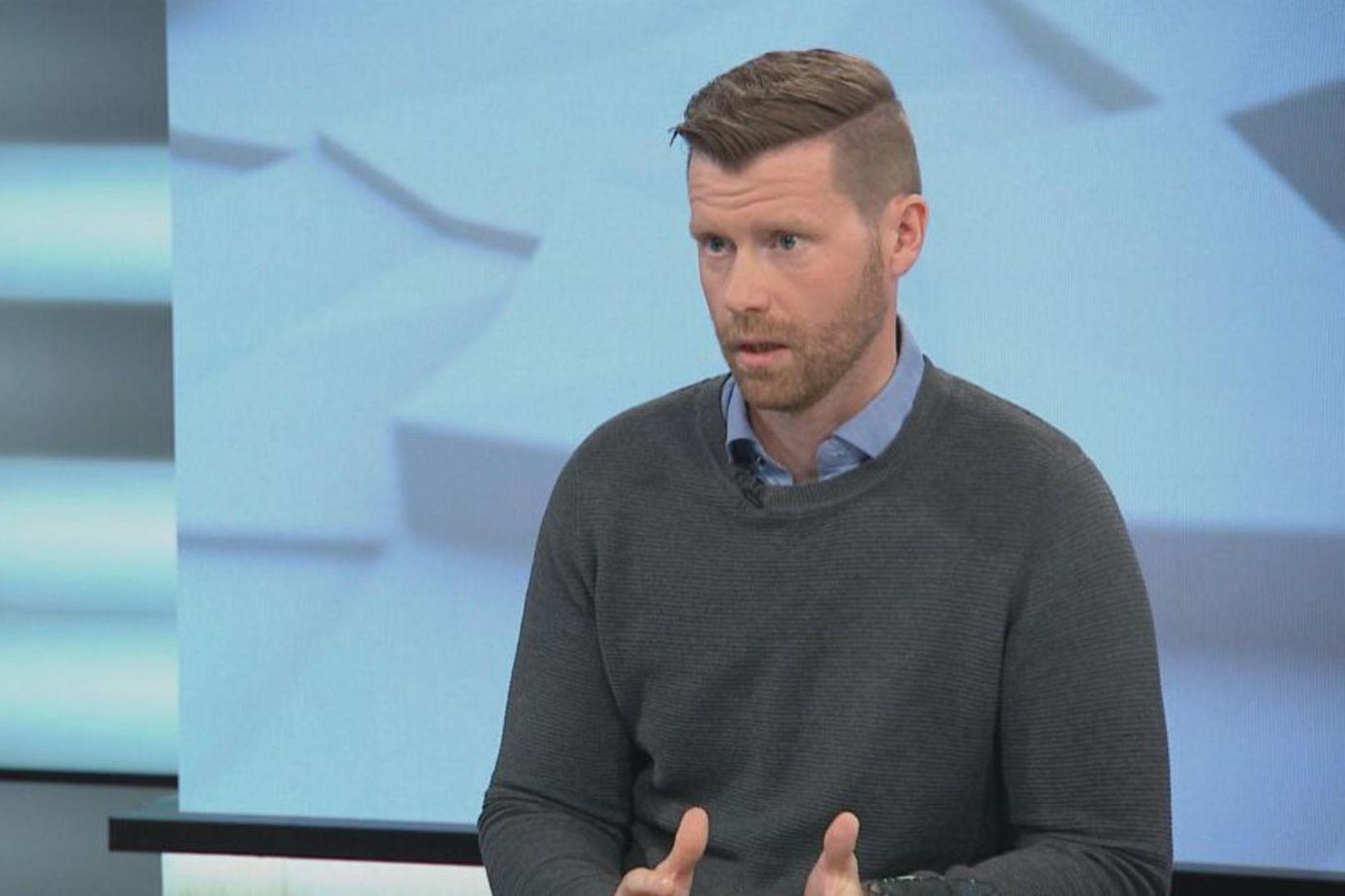 Þorsteinn Gunnarsson.