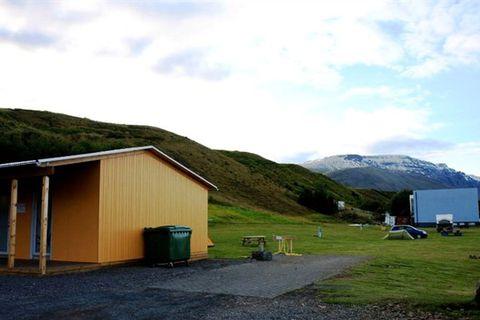 Sauðárkrókur Camping Ground
