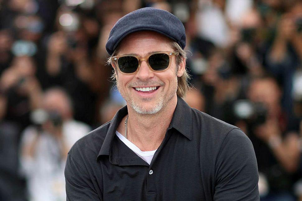 Leikarinn Brad Pitt segir hlutina eins og þeir eru í ...