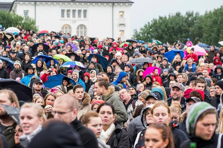No festival in Iceland draws as many people as does Culture Night.