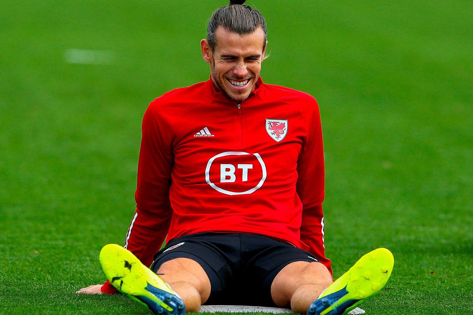 Gareth Bale er á leið til síns gamla félags, Tottenham.