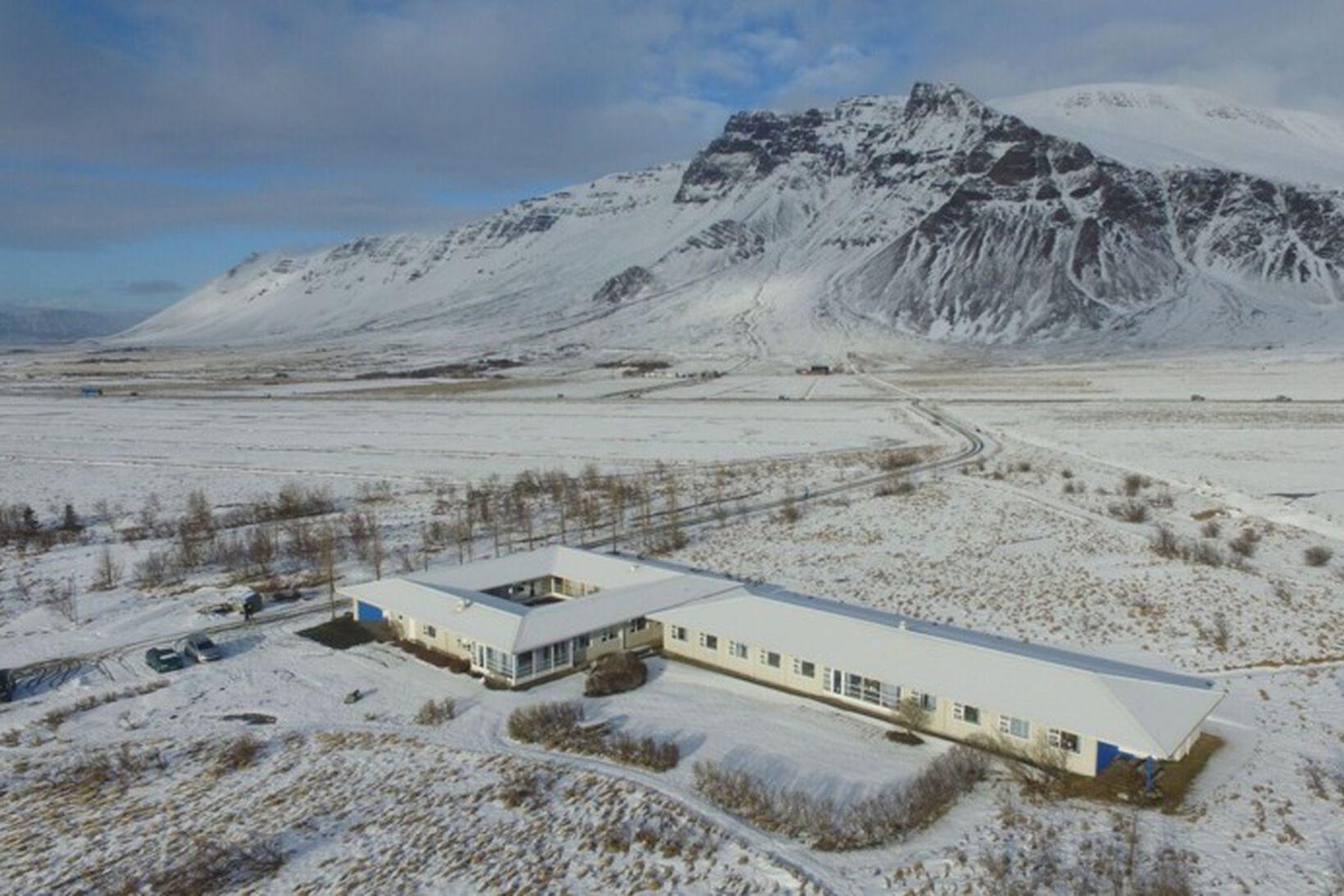 Á nýrri Vík verður hægt að hýsa 61 sjúkling í …