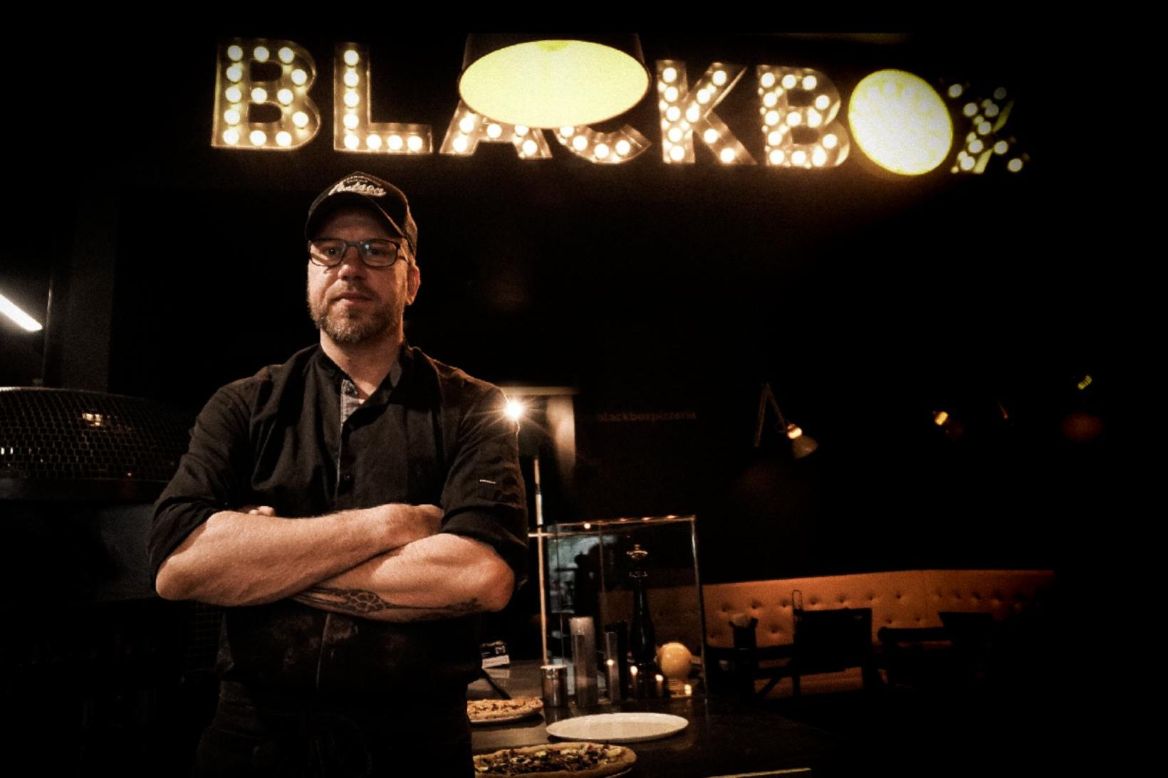 Viggó Vigfússon á Blackbox.