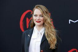 Emma Stone nefndi dóttur sína eftir sjálfri sér og móður sinni.