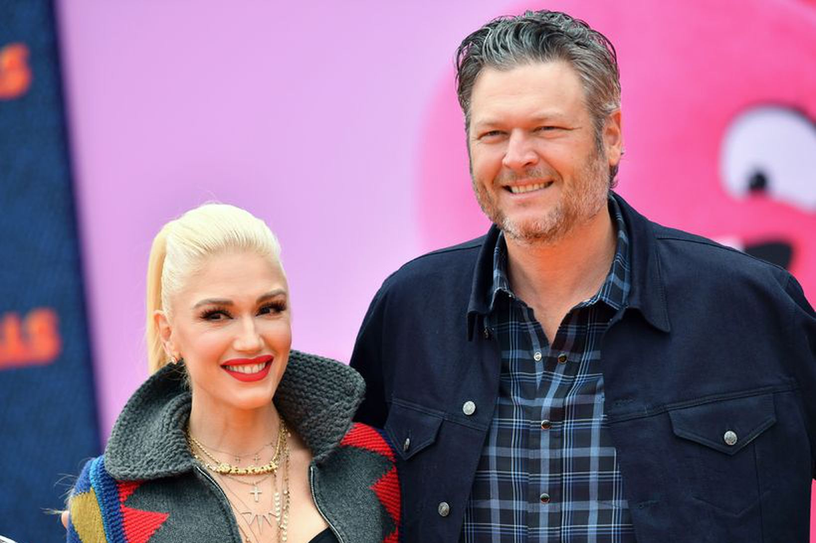 Gwen Stefani og Blake Shelton eru að fara gifta sig. …