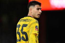 Gabriel Martinelli er þegar búinn að skora tíu mörk fyrir Arsenal.