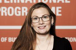 Freyja Leópoldsdóttir, sölu-og markaðsstjóri S4S.