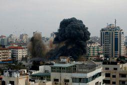 Gaza-borg í dag.