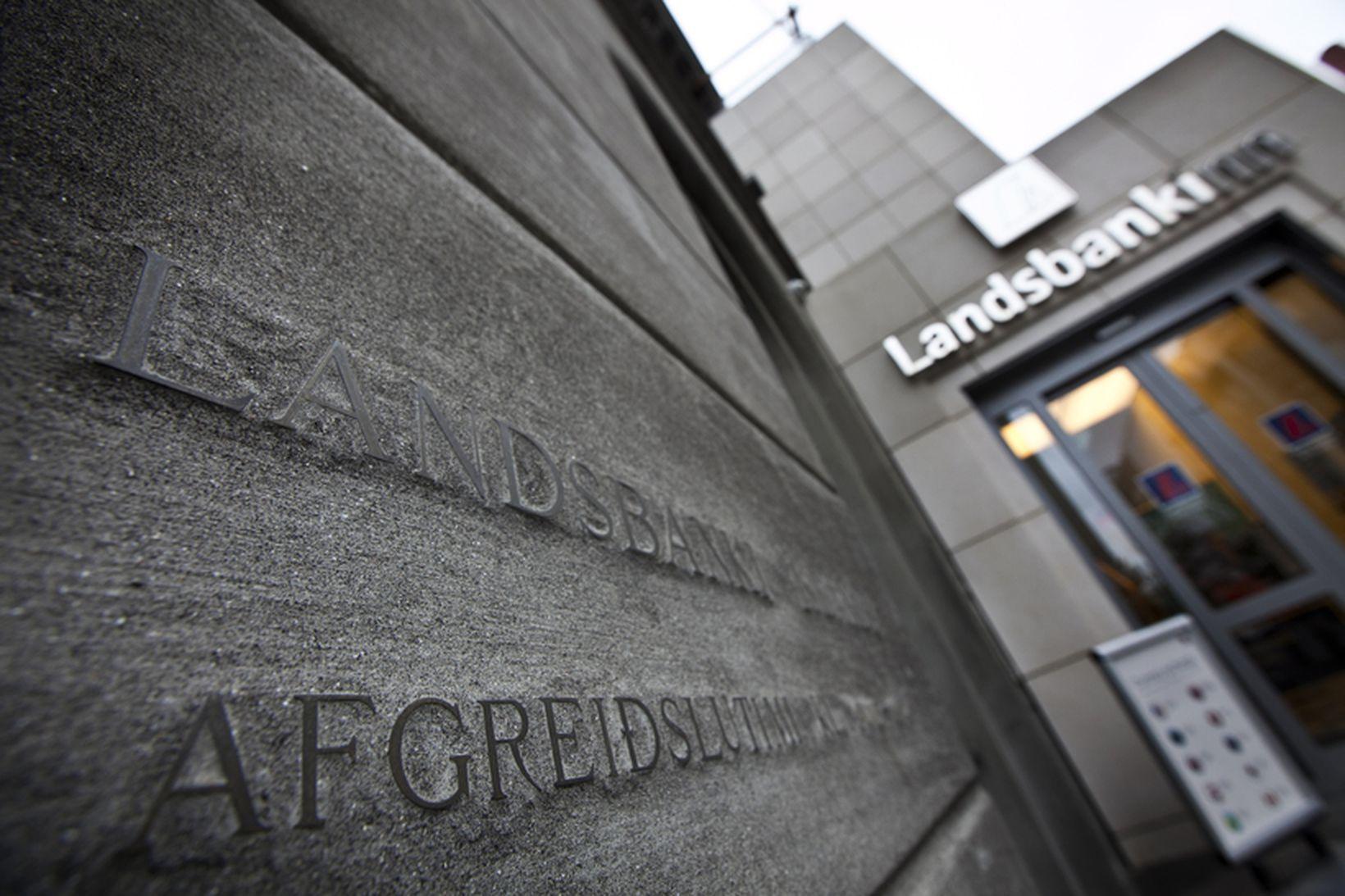 Bankaráð Landsbankans hefur sent frá sér tilkynningu vegna umræðu um …