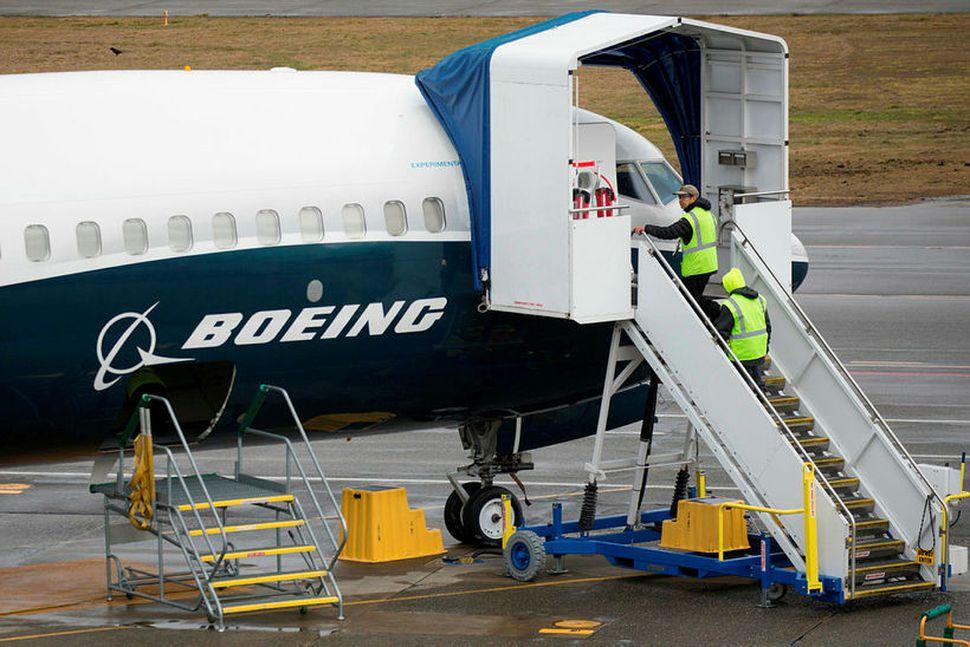 Það gæti farið svo að Boeing hætti alfarið framleiðslu á ...