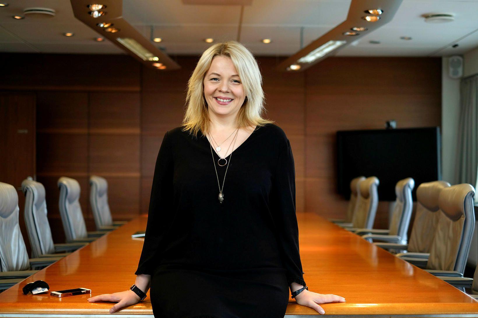Birna Ósk Einarsdóttir.