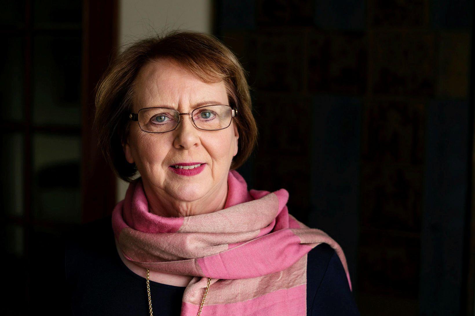 Agnes Sigurðardóttir, biskup Íslands.