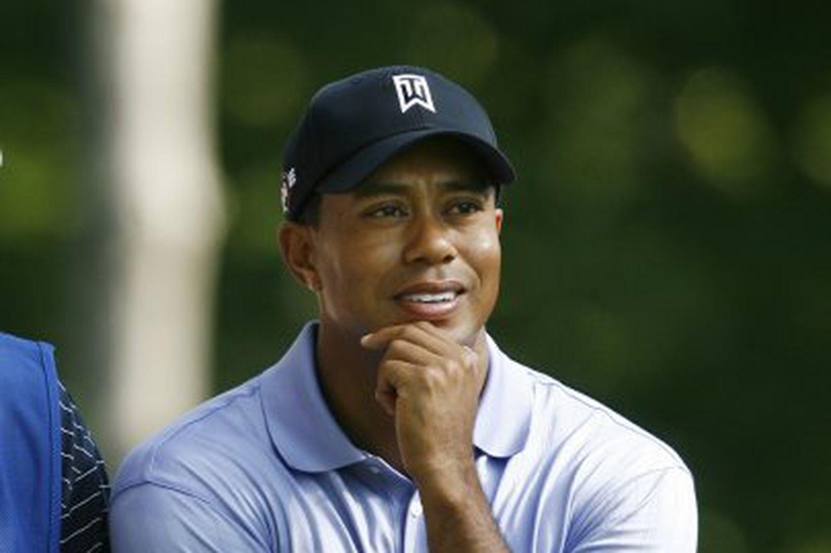 Tiger Woods ætlar á Ólympíuleikana.