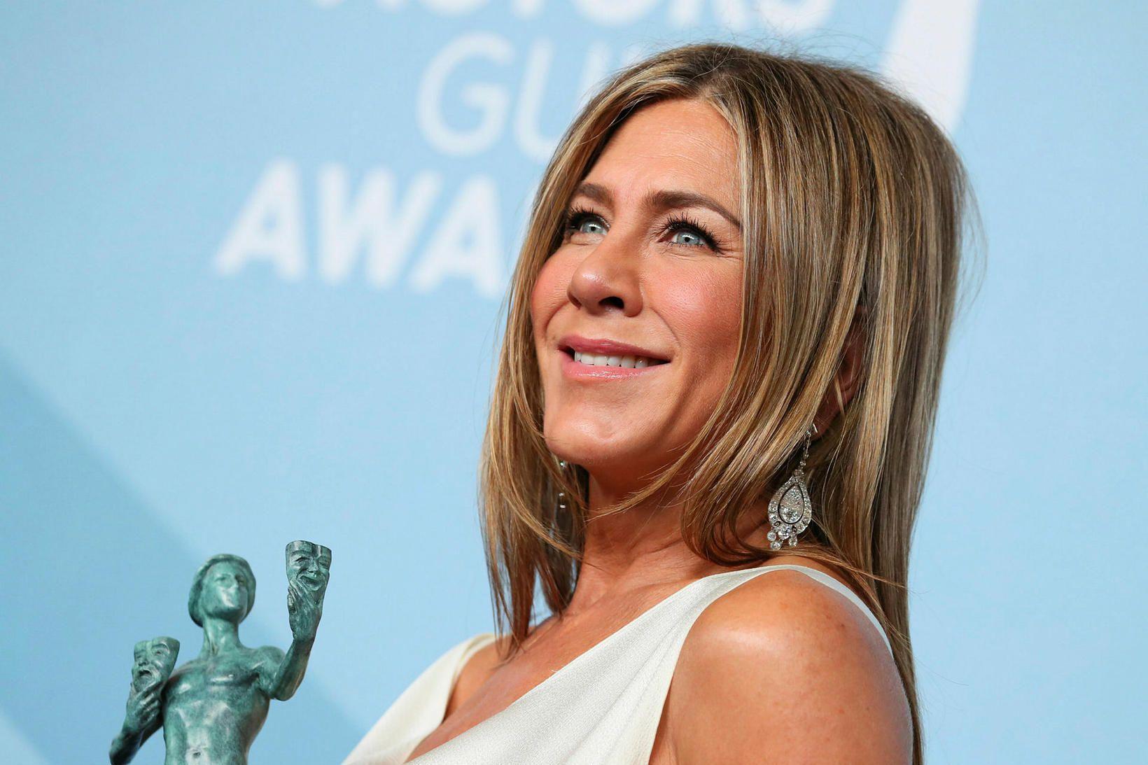 Jennifer Aniston er á lausu.