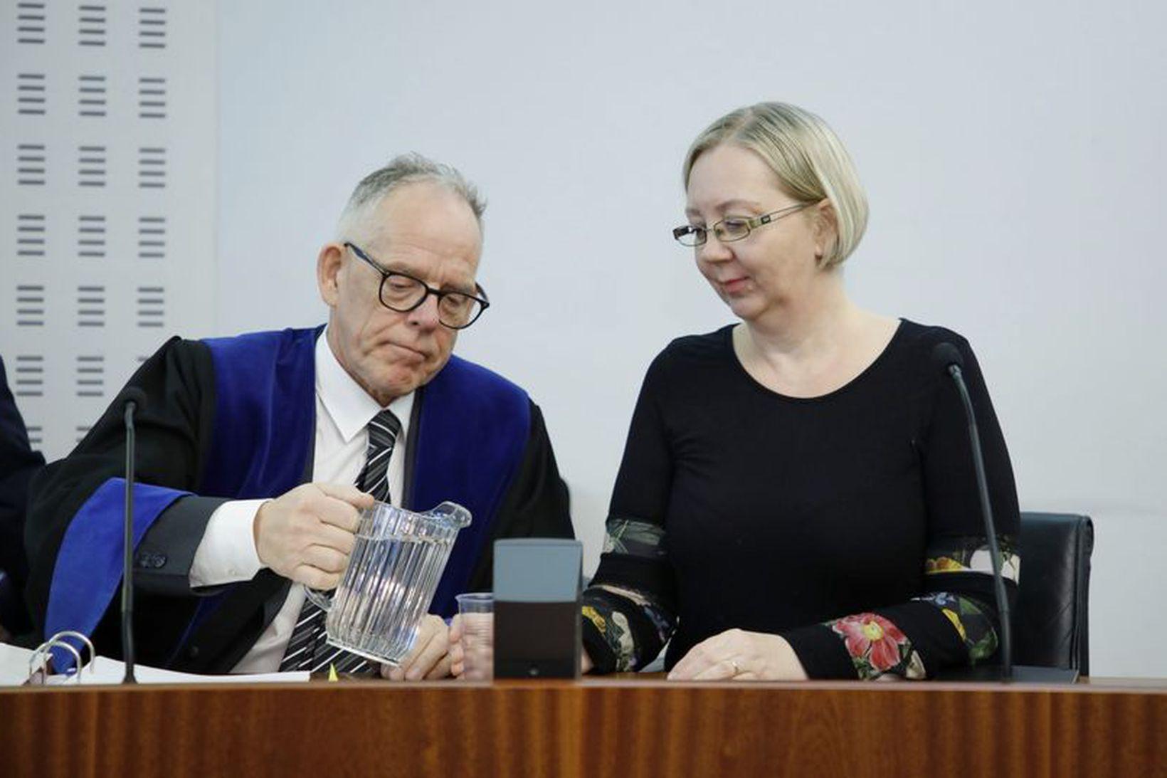 Guðný Arna Sveinsdóttir, fyrrverandi fjármálastjóri Kaupþings.