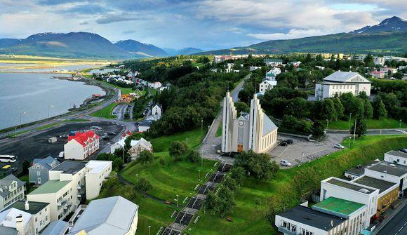 Allir á Akureyri velkomnir í bólusetningu í dag