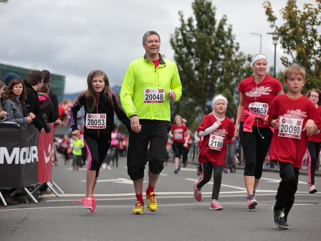 Fun Run - Íslandsbanki Reykjavik Marathon