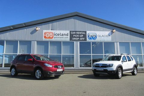 Go Iceland Car rental