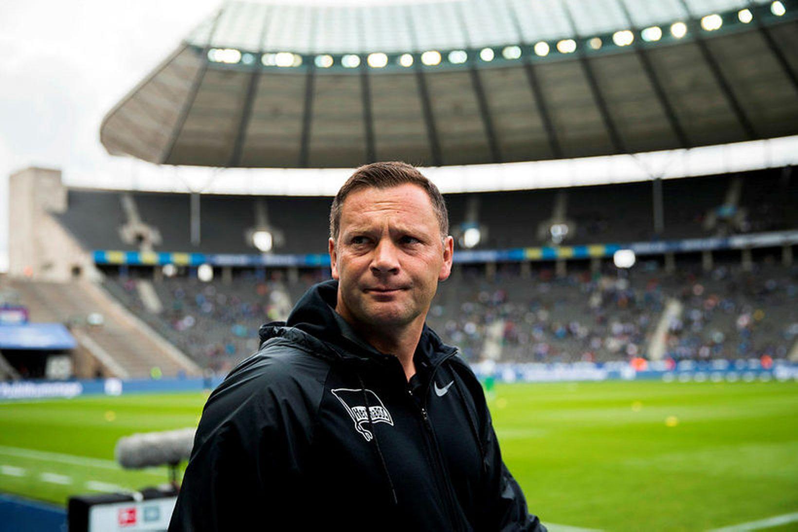 Pál Dárdai er kominn aftur til Berlínar.