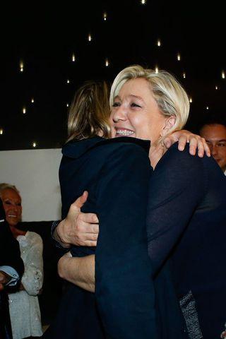 Marine Le Pen formaður Front National