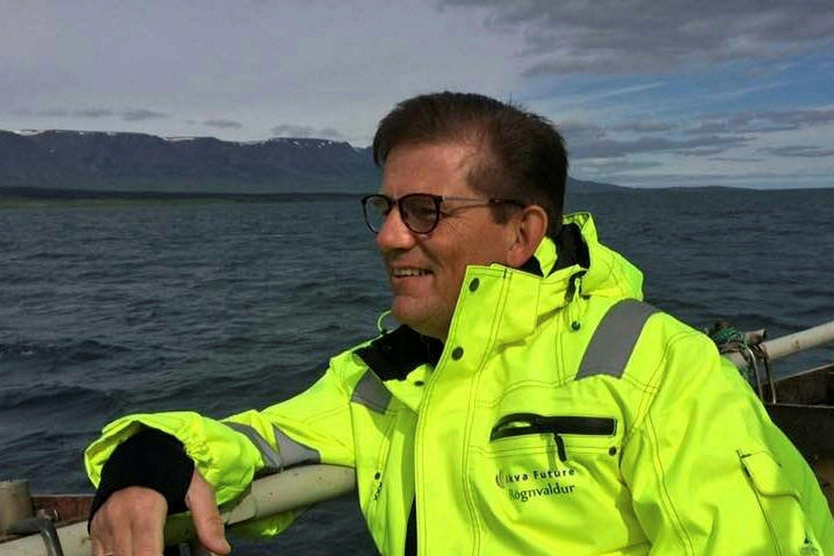 Rögnvaldur Guðmundsson, framkvæmdastjóri Akvafuture, kveðst ekki skilja hvers vegna Akureyringar …