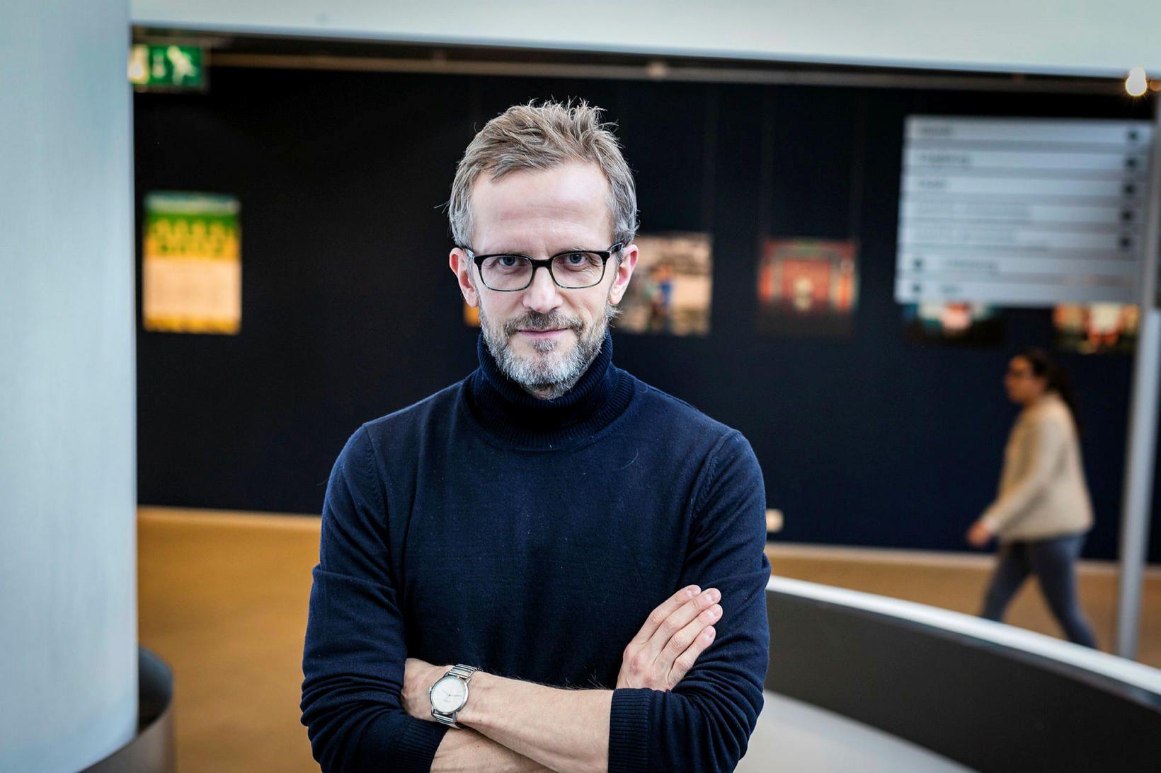 Viðar Halldórsson, prófessor í félagsfræði við Háskóla Íslands.