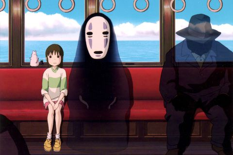Hayao Miyazaki's wonderful animation, Spirited Away is one of the films to be screened this weekend at Bíó Paradís.
