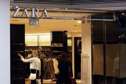 Zara er í Kringlunni og Smáralind.