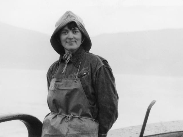 SEAWOMEN  - the fishing women of Iceland, past and present