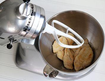 Kitchenaid-vélina má nýta í hin ýmsu verk.