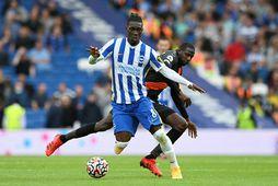 Yves Bissouma er einn lykilmanna Brighton.