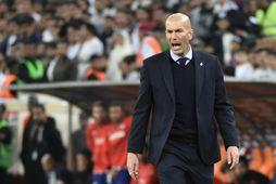 Zinedine Zidane stýrir Real Madrid en tekur hann við franska landsliðinu?