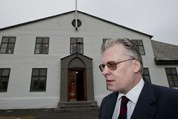 Ögmundur Jónasson, formaður stjórnskipunar- og eftirlitsnefndar Alþingis.