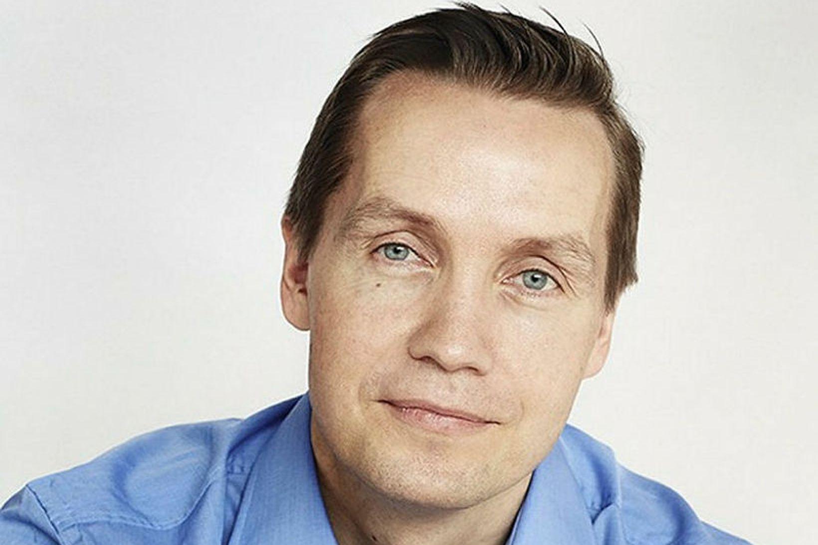 Jón Ívar Einarsson, prófessor í læknisfræði við Harvardháskóla, er á …