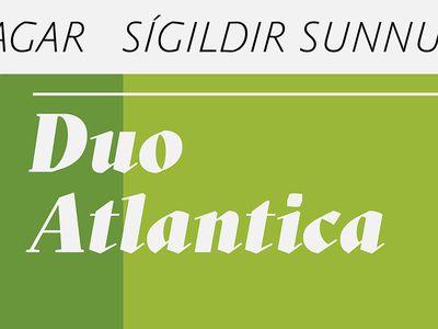 Dúó Atlantica - Sígildir sunnudagar