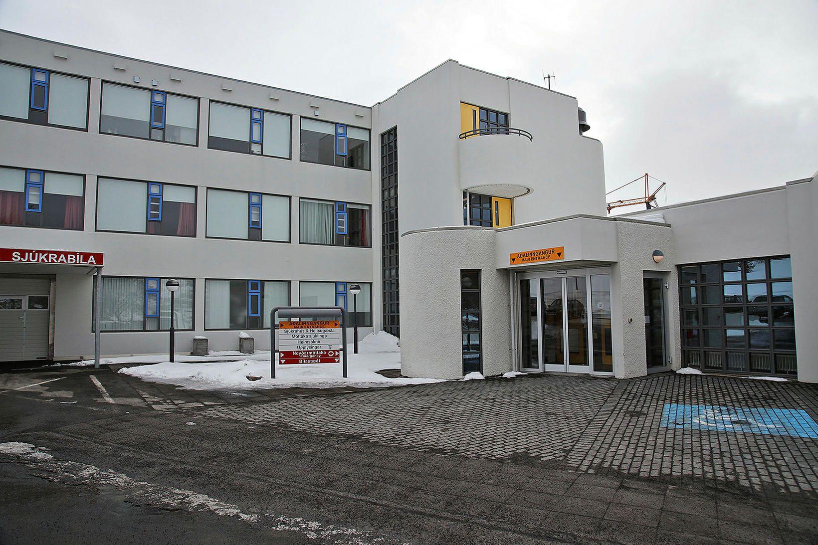 Erlendur ferðamaður leitaði til Heilbrigðisstofnunar Norðurlands á Húsavík vegna alvarlegra …